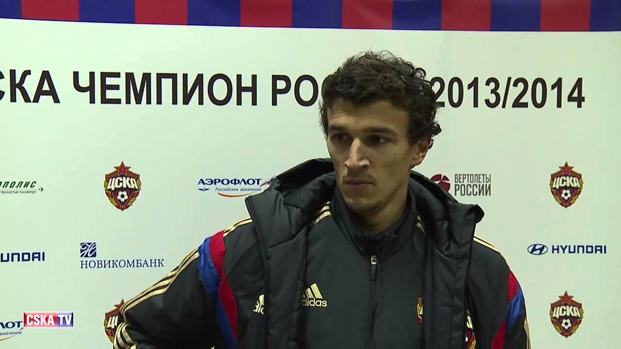 Ерёменко о дубле в ворота Амкара и победе со счетом 2:1