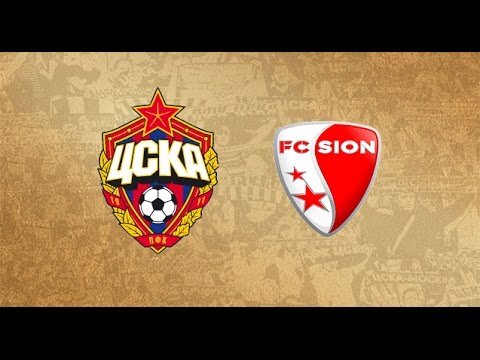 PFC CSKA Moscow — FC Sion — LIVE!